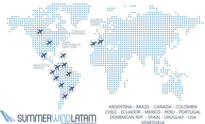 Summerwind abre dos nuevas sedes en Perú y Colombia