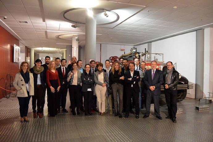 Salamanca reúne a sus asociados en un 'networking'