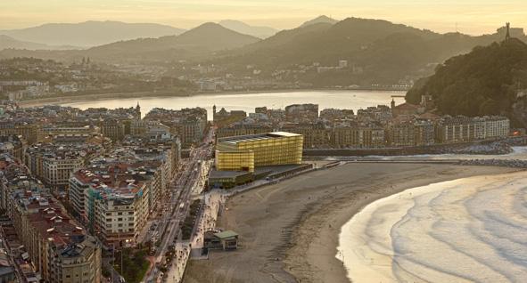 San Sebastián mejora levemente su actividad congresual en lo que va de año