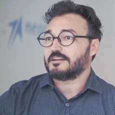 El director general de Nego, Santos García.