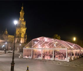 Sevilla acoge la reunión de Schweppes Suntory