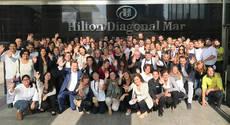 Hilton Diagonal Mar celebra su Semana del Voluntariado