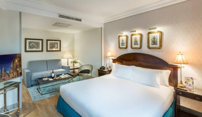 Sercotel Gran Hotel Conde Duque finaliza sus reformas