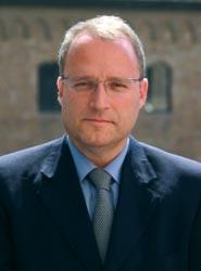 El nuevo director general de Fira de Barcelona, Constantí Serrallonga.