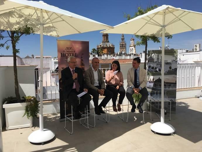Hoteleros de Sevilla se comprometen a reformar sus edificios