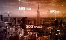 Sixt lanza la primera plataforma integral de movilidad