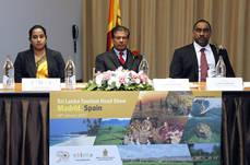 Sri Lanka se reúne con 40 agencias de viajes en Madrid