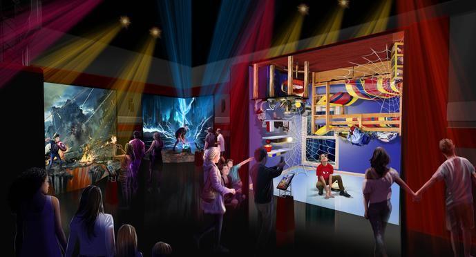 Disney abre el primer hotel Marvel en París el 21 de junio, con más de 350 obras de arte