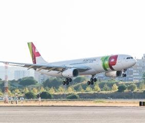 TAP aumenta su frecuencia de vuelos en Bilbao desde octubre