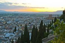Granada, entre los destinos favoritos de los viajeros