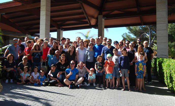 Ava congrega a 175 personas en su vigésimo encuentro