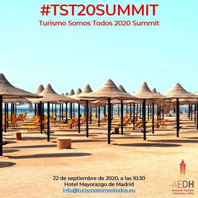 TST20Summit: 22 de septiembre en el Hotel Mayorazgo