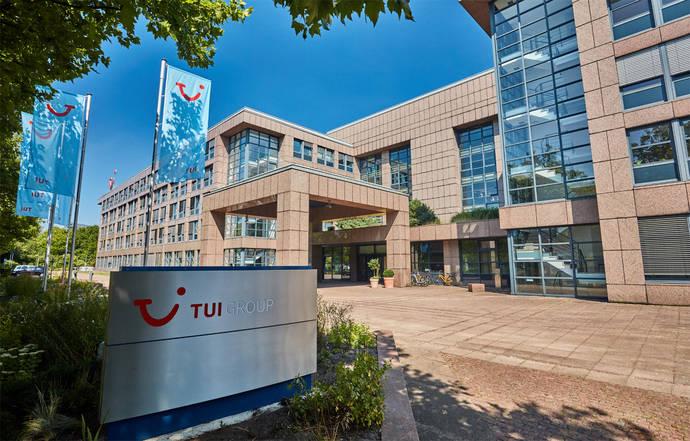 RIU aumenta su participación en TUI AG hasta el 3,56%