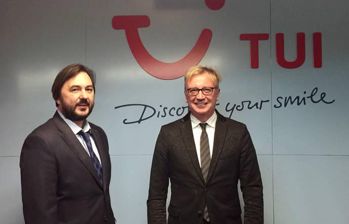 Eduard Bogatyr, nuevo director de TUI Spain