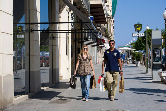 'Lobby' con acento internacional para el Turismo de compras