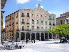 Teatro Juan Bravo de Segovia.