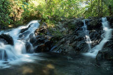 Aguas termales del Rio Negro Rincon de la Vieja.