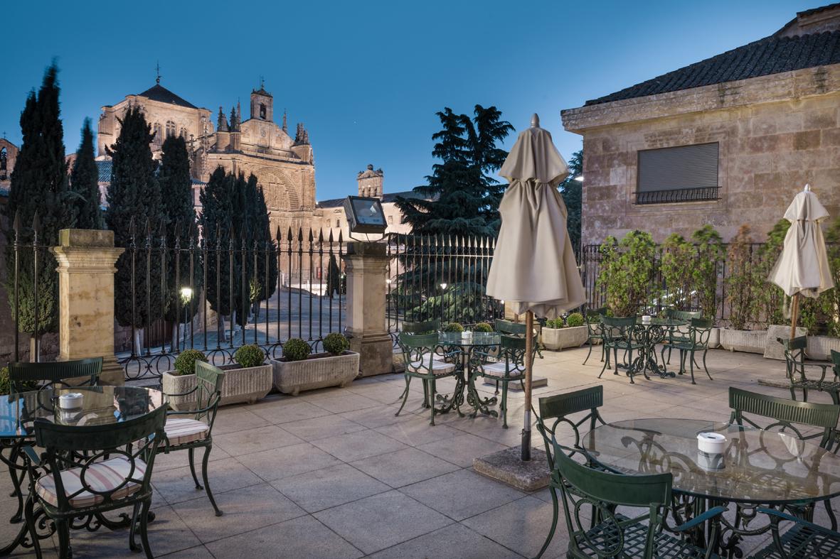 NH Collection Palacio de Castellanos abre en Salamanca