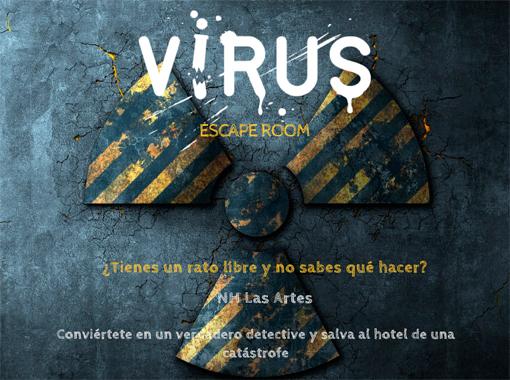 NH Las Artes se convierte en un Scape Room