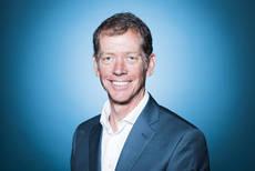 El director ejecutivo de ventas de EMEA de American Airlines, Tom Lattig.