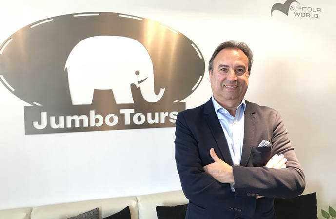 Jumbo Tours Group se refuerza en el mercado portugués