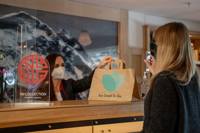 NH Hotel combate el desperdicio de alimentos en España
