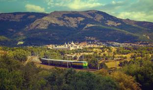 Madrid exhibe su patrimonio con tres rutas en tren
