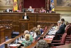 Mariate Lorenzo, consejera de Turismo, Cultura y Deportes de Canarias.