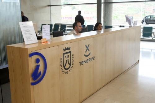 Nuevas tecnolog as en las oficinas de turismo de tenerife for Oficina de turismo de tenerife
