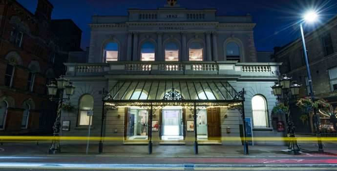 ICC, Waterfront y Ulster Hall se unen a PRCA