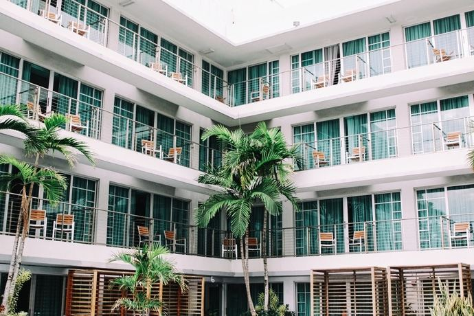 Las reservas hoteleras alcanzan el 39,4% de las cifras de 2019