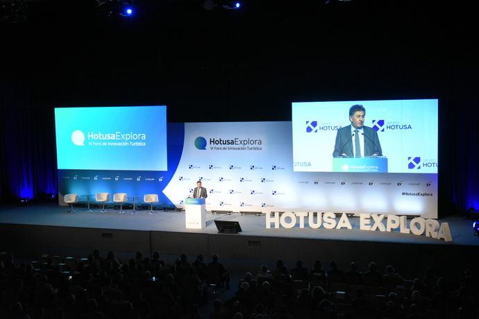 Grupo Hotusa convoca la séptima edición del 'Foro Hotusa Explora'