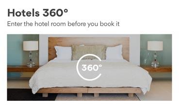 Byhours ofrece realidad virutal para reservar habitación
