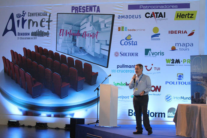 Airmet pone a disposición de sus agencias ViewTravel