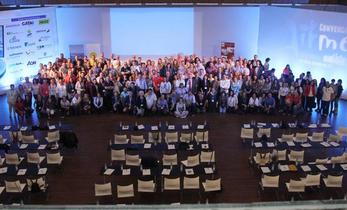 Más de 300 profesionales se dan cita en la quinta convención anual de Airmet