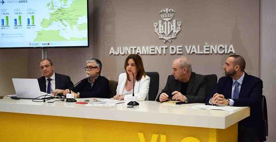 Valencia se posiciona como destino turístico urbano en el año 2017