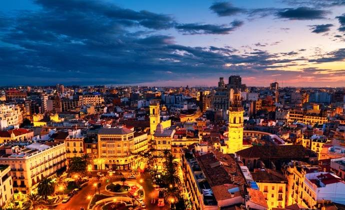 El mercado hotelero valenciano se beneficia de los eventos culturales y deportivos