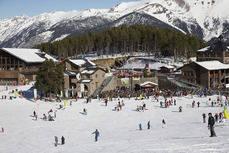 El Turismo de nieve será el gran beneficiado por el adelanto de la fiesta.