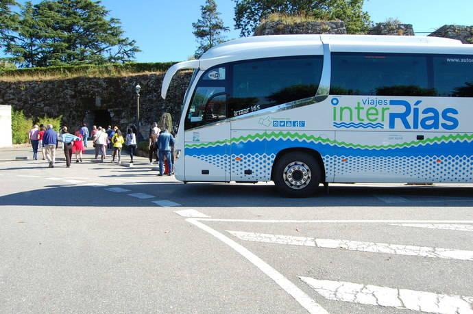 Interrías vuelve a la actividad con un circuito por Galicia