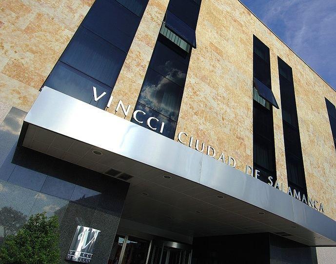 Vincci Ciudad de Salamanca acogerá cuarentenas