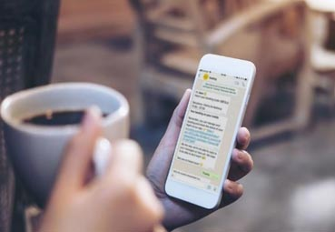 Vueling incorpora Whatsapp Businnes en su 'app'