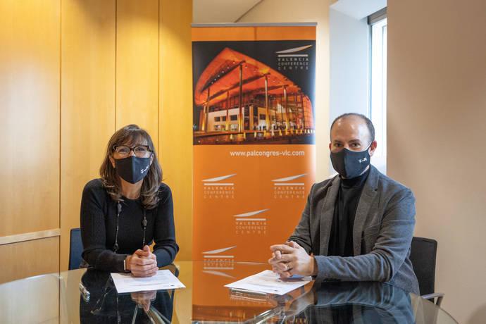 Convenio MICE con València Capital Mundial del Diseño
