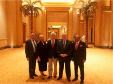 El nuevo Comité Ejecutivo.