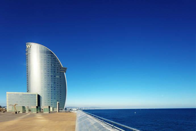 El Hotel Arts y el W Barcelona apoyan a la restauración
