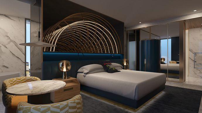 La marca W Hotels debuta en la ciudad de Florencia