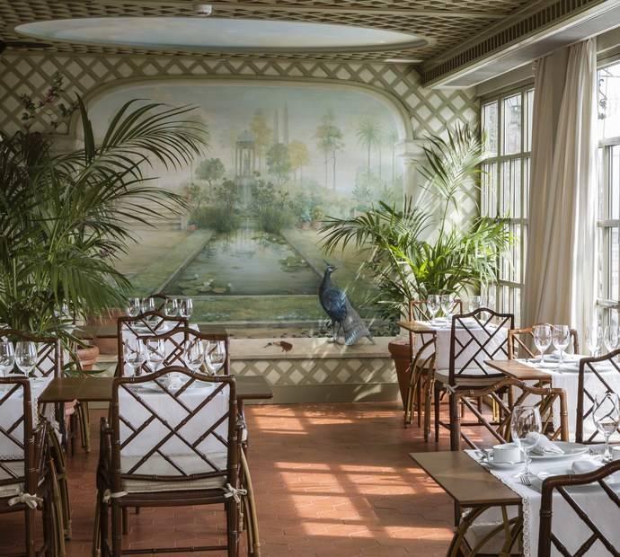 Palace Hotel Barcelona hace cambios en su menú