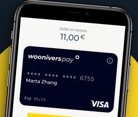 Woonivers y Visa se alían para facilitar el reembolso del Tax-Free