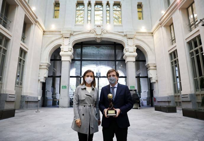 Madrid: mejor destino de reuniones del mundo