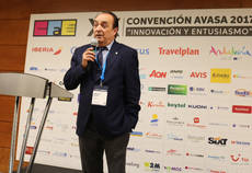 El presidente de Avasa Travel Group, Luis Felipe Antoja.