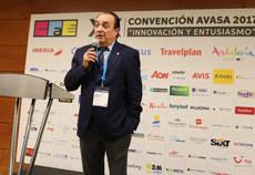 El presidente de Avasa, Luis Felipe Antoja.